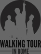 Walking tour in rome